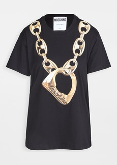 Moschino Ring Bling Tee