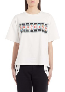 Moschino Slot Machine Graphic Tee