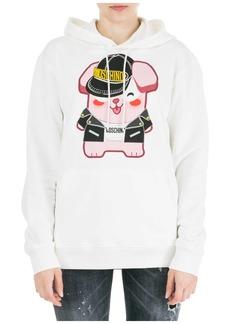 Moschino Sweatshirt Hood Hoodie Lucky Bunny The Sims