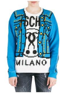 Moschino Sweatshirt Pixel Capsule