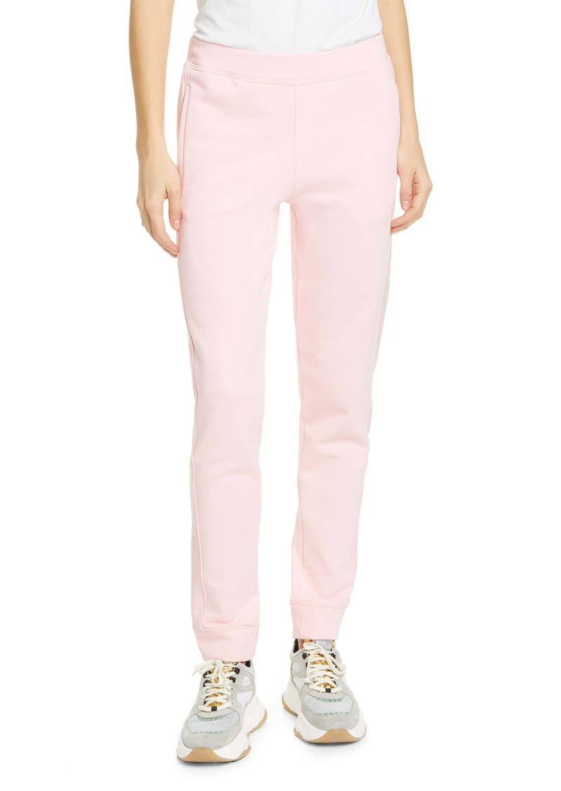 Moschino Teddy Patch Cotton Sweatpants