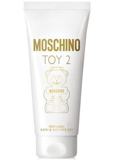 Moschino Toy 2 Bath & Shower Gel, 6.8-oz.