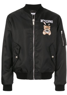 Moschino toy bear bomber