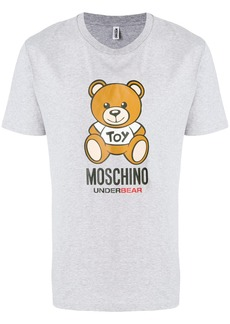 Moschino toy bear T-shirt - Grey