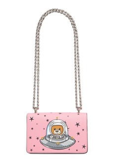Moschino UFO Teddy Shoulder Bag