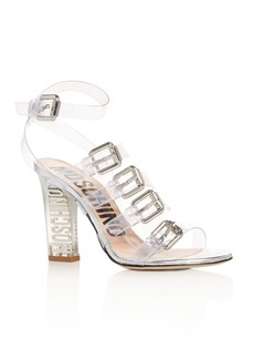 Moschino Women's Strappy High-Heel Sandals - 100% Exclusive