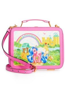 Moschino x My Little Pony Leather Lunch Box
