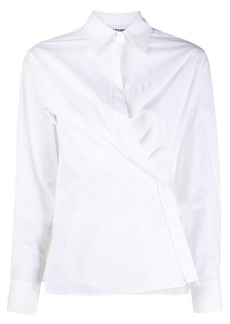 Moschino off-centre shirt