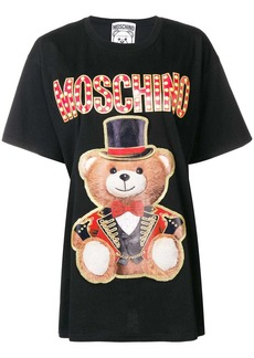Moschino oversized bear T-shirt