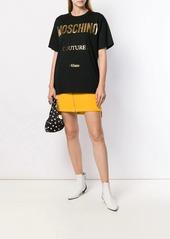 Moschino oversized logo T-shirt