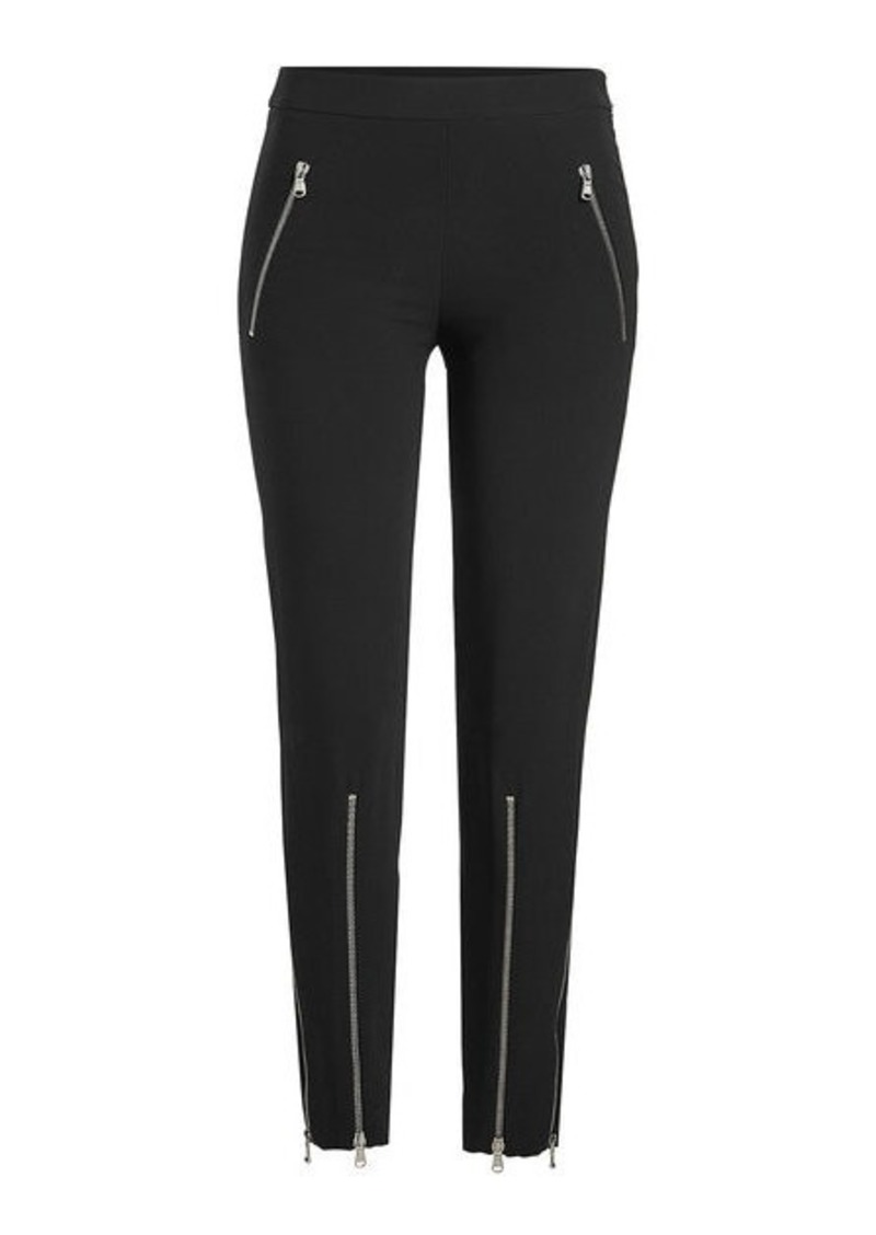 Moschino Pants with Zipped Ankles
