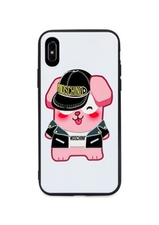 Moschino x Sims Pixel Capsule iPhone XS Case