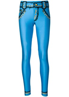 Moschino pixel leggings