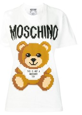 Moschino printed Teddy Bear T-shirt