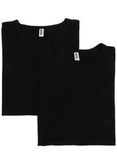 Moschino rear logo print T-shirt