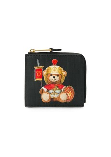 Moschino Roman Teddy Bear wallet