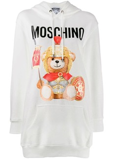 Moschino roman teddy hoodie