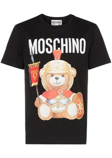Moschino Roman Teddy print T-shirt