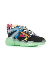 Moschino Teddy Run colour-block sneakers