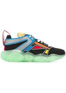 Moschino Teddy Run colour-block sneakers
