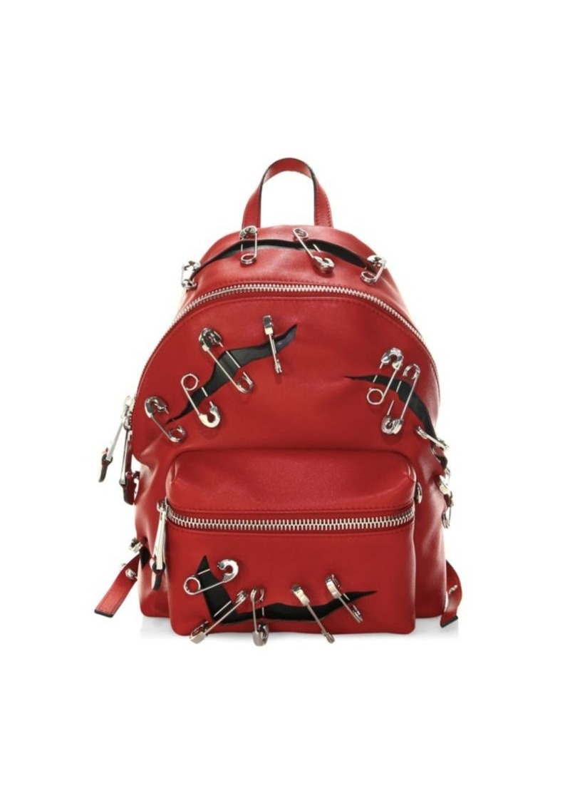 75c8e63ee Safety Pin Backpack