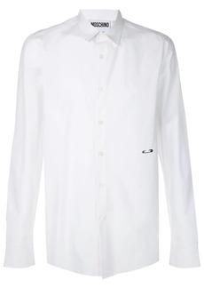 Moschino safety pin slim fit shirt