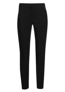 Moschino Skinny Crepe Suit Pants