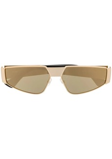 Moschino slim frame sunglasses