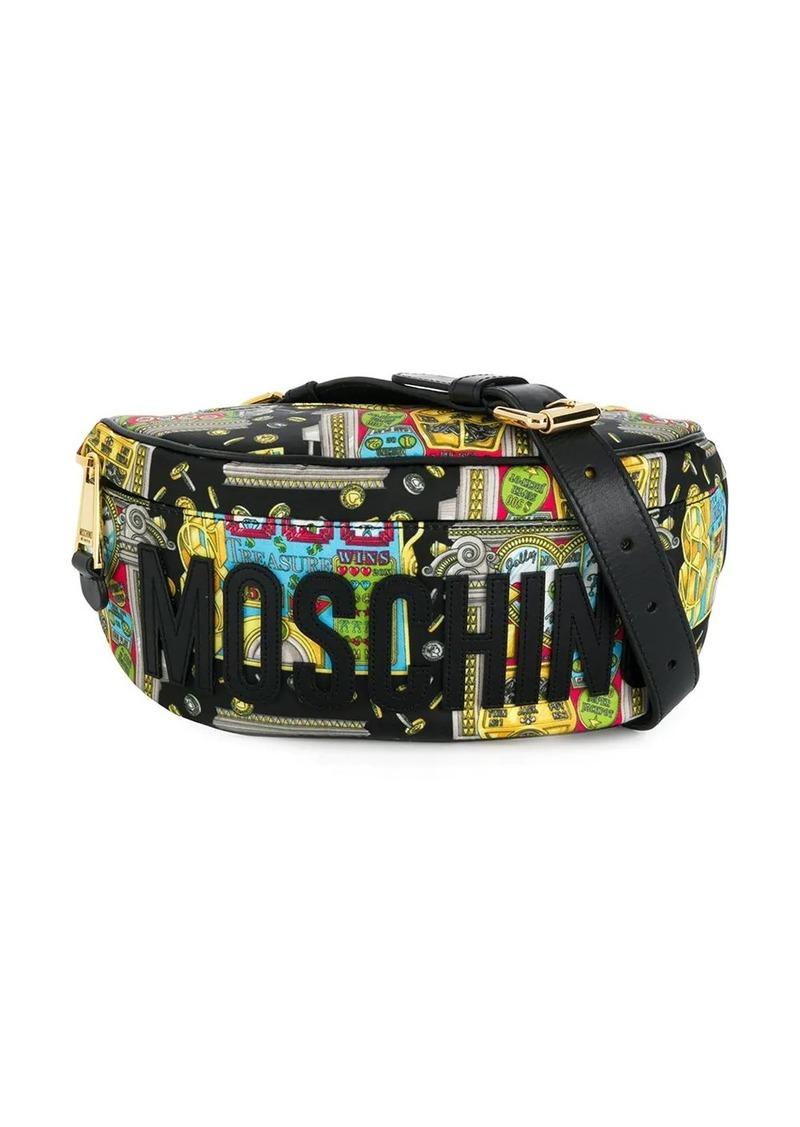 Moschino Slot Machine belt bag
