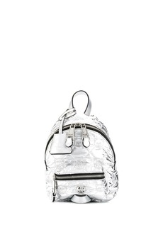 Moschino small Teddy quilted backpack