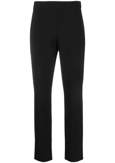 Moschino tapered tailored trousers