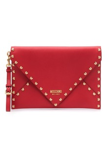 Moschino Teddy bear clutch bag