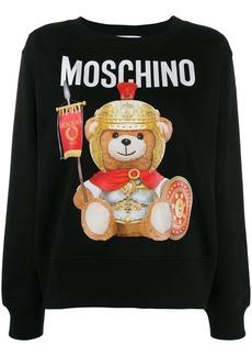 Moschino Teddy Bear print sweatshirt
