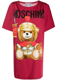 Moschino Teddy Bear T-shirt dress