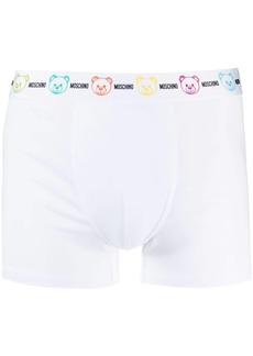 Moschino Teddy Bear-waistband boxers