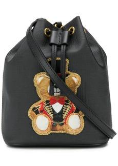 Moschino teddy bucket bag