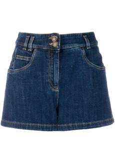 Moschino Teddy denim shorts
