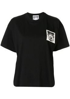 Moschino teddy logo patch T-shirt