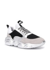 Moschino Teddy Run panelled sneakers