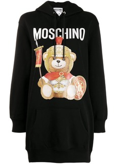 Moschino teddy soldier hoodie
