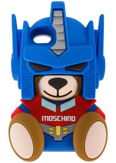 Moschino Transformer Teddy iPhone 7 case