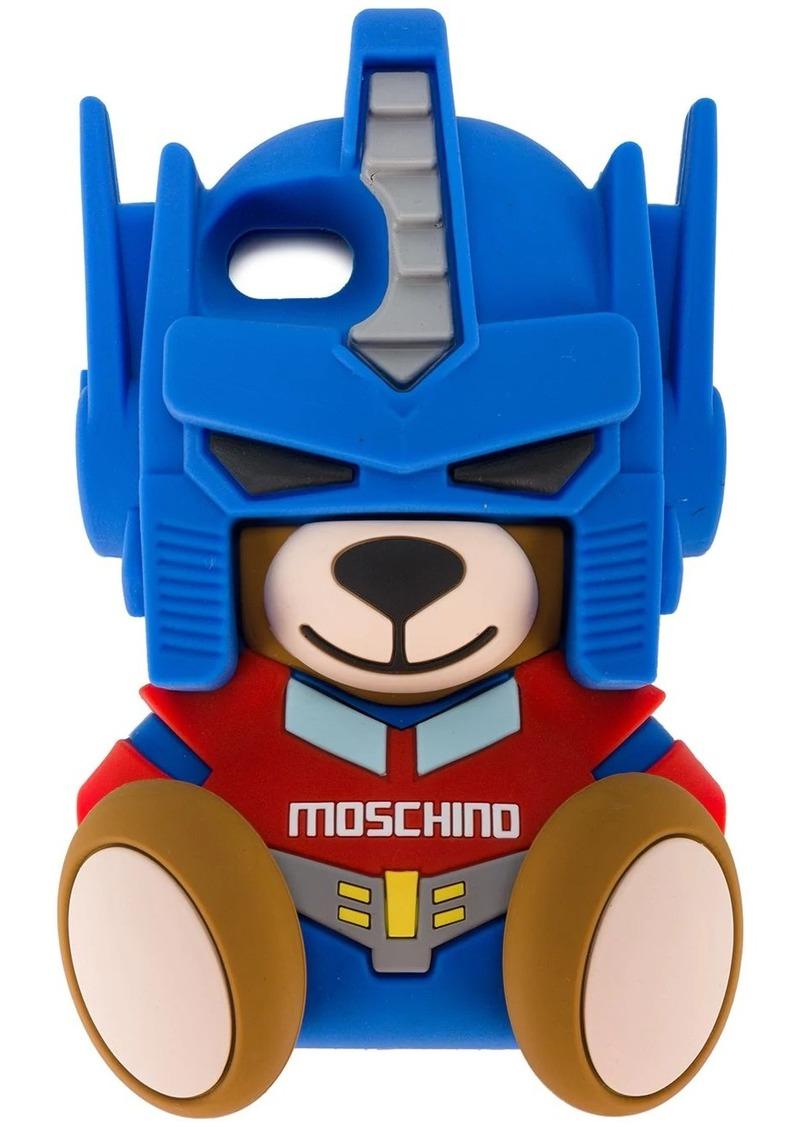 Moschino Transformer Teddy iPhone 7 case