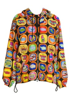 Moschino Troll Hooded Jacket