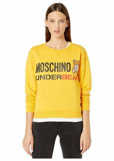 Moschino Underbear Fleece Sweatshirt