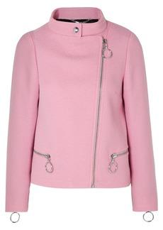 Moschino Wool-blend Jacket