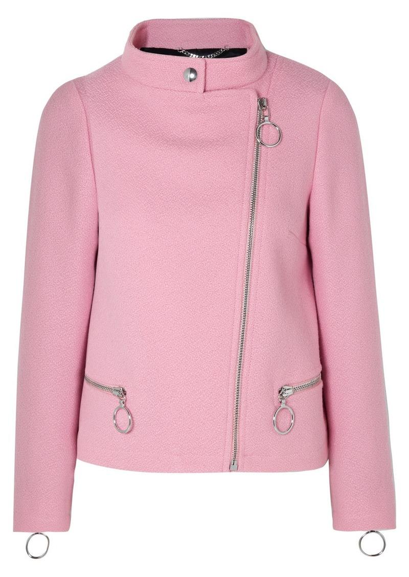 dd9b114ecfa On Sale today! Moschino Wool-blend Jacket