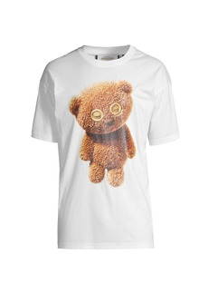 Mostly Heard Rarely Seen Bobs Bear Graphic T-Shirt