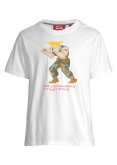 Mostly Heard Rarely Seen Combat Cotton Tee