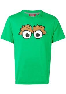 Mostly Heard Rarely Seen Scram print T-shirt