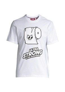 Mostly Heard Rarely Seen Ultra Strong Graphic T-Shirt
